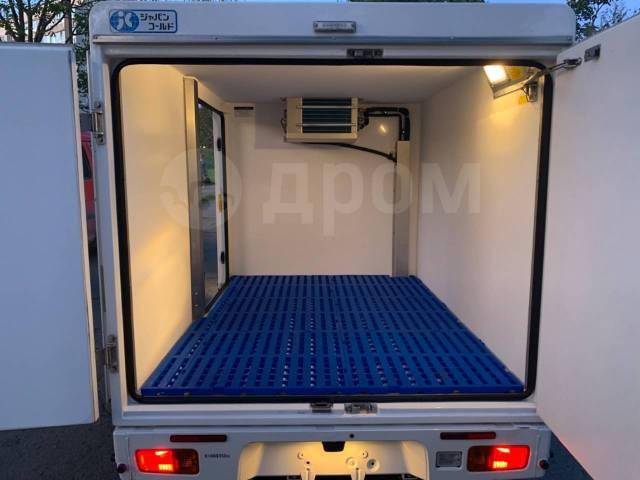 Daihatsu Hijet Truck. Грузовик Хаджет, 4x4