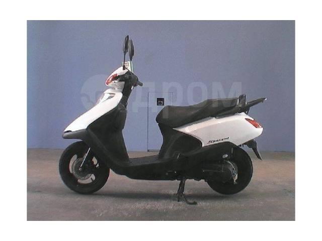 Honda Spacy 100. 100куб. см., исправен, без птс, без пробега