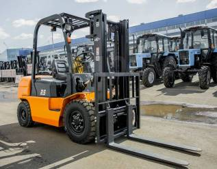Hangcha CPCD25-AG2, 2020. Новый автопогрузчик HC CPCD25-AG2 г/п 2500 кг, 2 500кг., Дизельный