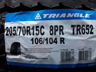 Triangle Group TR652, 205/70 R15 LT