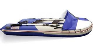 Моторная лодка Стелс 355