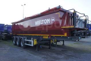 Wielton NW 3 (NW 3 S 30 HP самосвальный полукруглый 30 м3) ССУ 1200 мм, 2019