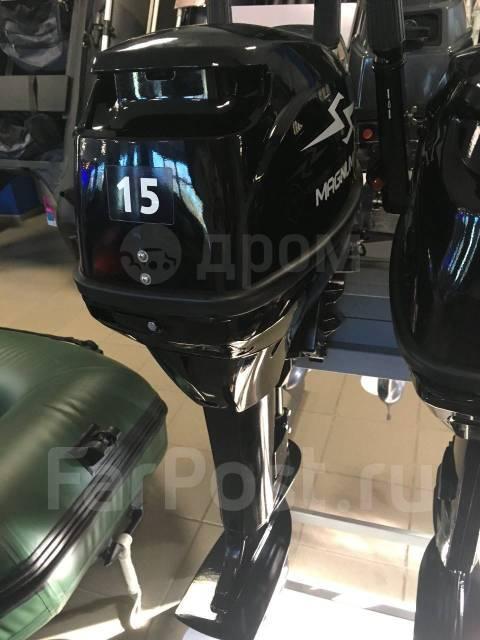 Magnum Pro. 15,00л.с., 2-тактный, бензиновый, нога S (381 мм), 2019 год