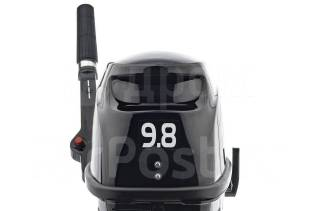 Лодочный мотор Magnum PRO SM9,8HS Sharmax