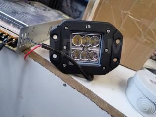 Фара светодиодная 6 диодов по 3W, 18 ватт