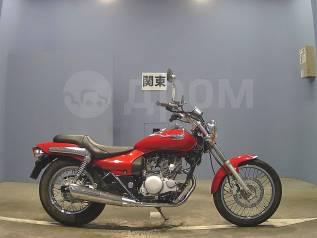 Kawasaki Eliminator 125, 2008