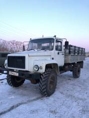 ГАЗ 3308 Садко. Газ 3308 с хранения пробег 3тыс., 2 500кг., 4x4