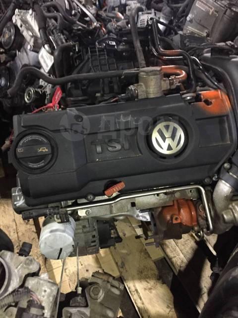 Двигатель в сборе. Volkswagen: Passat, Eos, Jetta, Golf Plus, Scirocco, Tiguan, Golf Seat Altea, 5P1, 5P5, 5P8 Seat Leon, 1P1 Seat Toledo, 5P2 Skoda S...