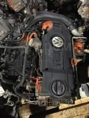 Контрактный двигатель caxa Фольксваген Пассат B7