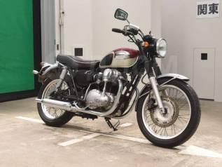 Kawasaki W650, 2008