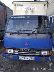Mitsubishi Fuso Canter, 1987