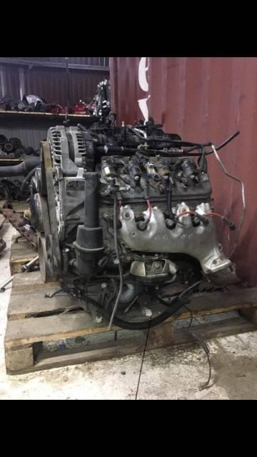 Двигатель в сборе. Chevrolet Blazer Chevrolet Tahoe, GMT900 Chevrolet Silverado LY5