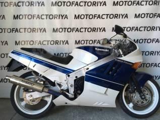 Kawasaki ZX-4, 1988