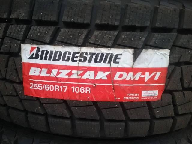 Bridgestone Blizzak DM-V1, 255/60/17
