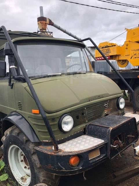 Продаётся Mercedes Unimog 1982 г. в. - Mercedes-Benz Unimog, 1982 - Коммунальная техника в Шарье