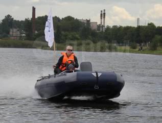 Лодка катамаран Флагман - 600К