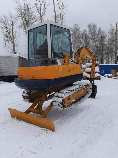 Komatsu PC30. Продаётся мини экскаватор -5 без наработки в РФ