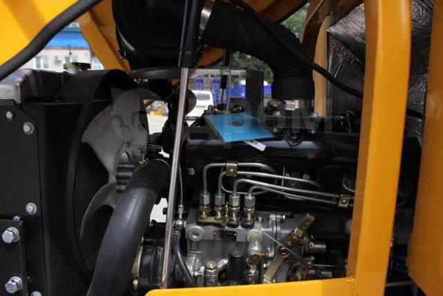 Redstar 150. Фронтальный погрузчик , 1 500кг., Дизельный, 0,70куб. м. Под заказ