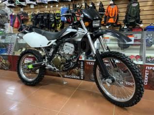 Kawasaki KLX 300R. 300куб. см., исправен, птс, без пробега