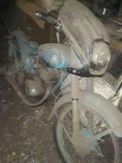 Мотоцикл м 104