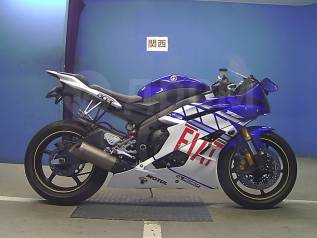 Yamaha YZF-R6, 2007