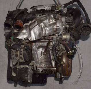Двигатель Peugeot Citroen 5F04 EP6DT 10FJBE 1.6 литра 150 лс