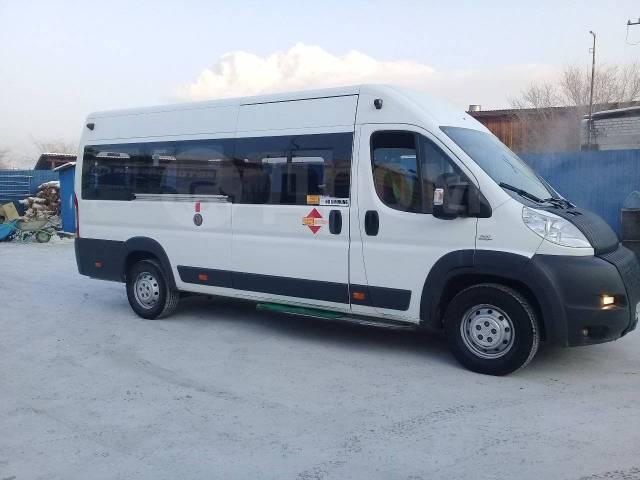 Fiat Ducato. Продается автобус фиат дукато турист 2013г, 16 мест