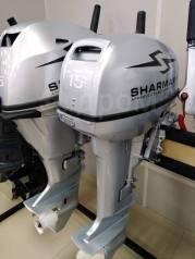 Лодочный мотор Sharmax SM15HS в Барнауле
