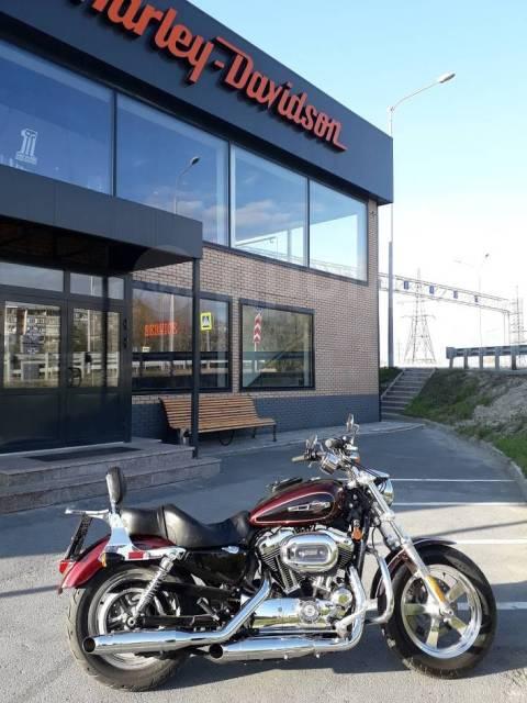 Harley-Davidson Sportster. 1 200куб. см., исправен, птс, с пробегом