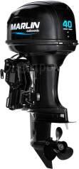Мотор Marlin MP 40 Aerts, 2 тактн, S 424 мм, дистанционное управление