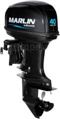 Мотор Marlin MP 40 AWRL, 2 тактный, дистанционное управление