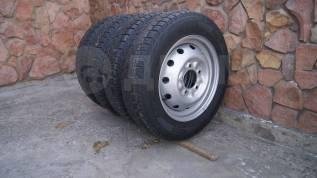 """Колеса Pirelli Scorpion ATR 185/75 R16. 5.0x16"""" 5x139.70 ET58 ЦО 98,5мм."""