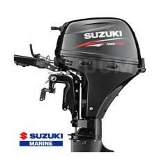 Лодочный мотор Suzuki DF9,9AS 4-х тактный. Новый!