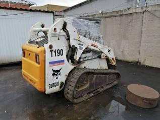 Bobcat T190, 2008