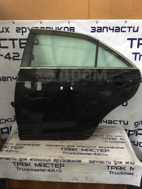 Дверь боковая. Toyota Camry, ACV40, ACV45, AHV40, ASV40 2ARFE, 2AZFE, 2AZFXE