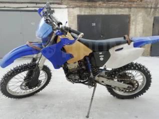 Yamaha WR 250F, 2002