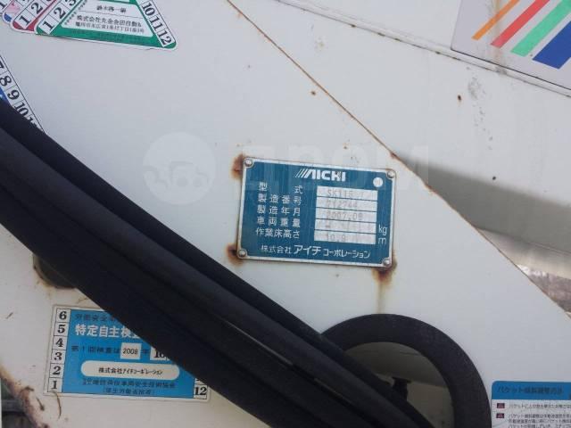Hino Dutro. 4WD 2007г. РамаXZU378, Двс N04C., 4 000куб. см., 11,00м.