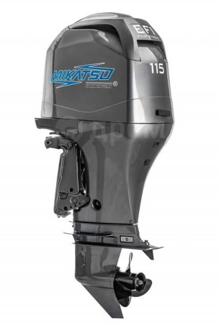 Mikatsu. 115,00л.с., 4-тактный, бензиновый, нога L (508 мм), 2020 год. Под заказ