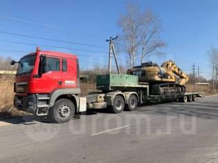 Перевозка спецтехники и негабаритного груза до 40 тонн.