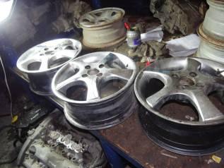 Три колесных диска ВАЗ 2110