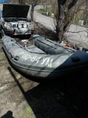 Продам лодку с мотором Антей-400 + Suzuki-30