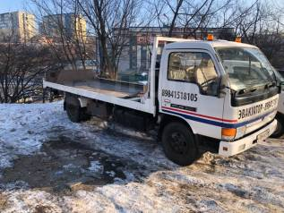 Услуги Эвакуатора, Круглосуточно, Владивосток