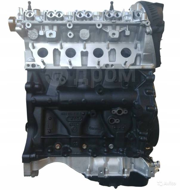 Двигатель в сборе. Volkswagen Passat, 362, 365, 3C2, 3C5, A32, A33, A34 Volkswagen Passat CC, 357, 358 Volkswagen Sharan, 7N1 Volkswagen Golf, 5K1 Sea...