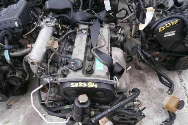 Двигатель в сборе. Mitsubishi Lancer, CK2A 4G15