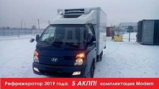 Hyundai Porter II, 2019