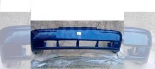 Бампер передний ваз 1117-18-19 lada kalina слива