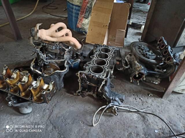 Двигатель в сборе. Honda Fit, GD1, GD2, GD3, GD4 L13A