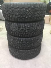 Dunlop SP Winter Ice 02. зимние, шипованные, б/у, износ 5%