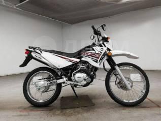 Yamaha XTZ125E, 2016