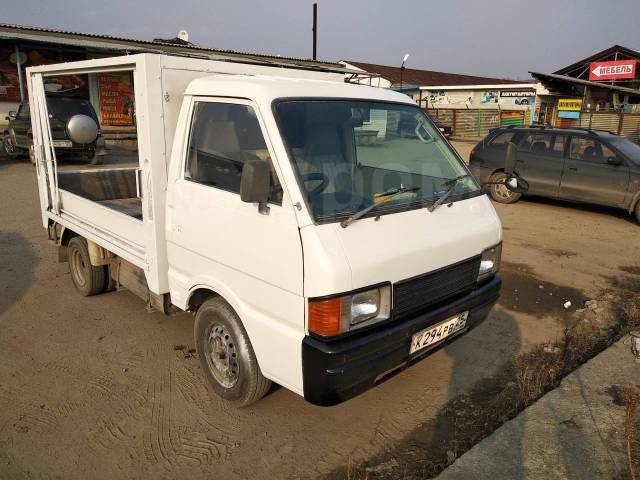 Продам Mazda Bongo - Mazda Bongo, 1989 - Бортовые ...
